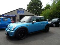 2004 04 MINI HATCH COOPER 1.6 COOPER S 3D 168 BHP