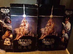 Star Wars Trilogy Display