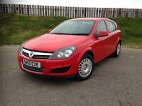 2009 VAUXHALL ASTRA LIFE 1.4 16V - 67K MILES - F.S.H - 1 OWNER - IMMACULATE - 3 MONTHS WARRANTY