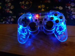 PS3 232 GBwith 1 afterglow controller and 9 games