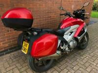 2011 - HONDA VFR 800 X CROSSRUNNER - FULL LUGGAGE - 12K MILES ONLY - ABS