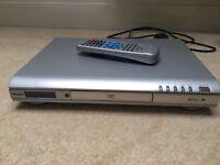 Silver Bush DVD player