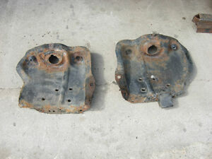 DUAL SHOCK TOWERS for 1980 to 1996 F150, Bronco