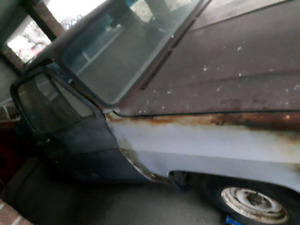 79 Chevy pick up project