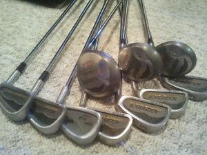 Wilson Aggressor Pro midsize golf set