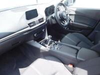 2018 Mazda 3 2.0i 120ps Se l Nav 5dr 5 door