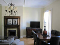 LARGE FURNISHED DOWNTOWN CONDO - AVAIL AUG 1ST
