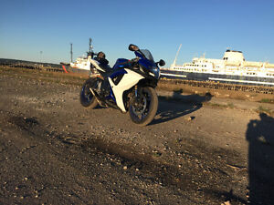For sale or trade 2007 gsxr 600