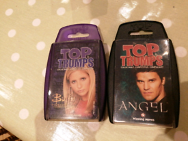 Buffy Top Trumps