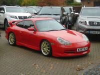 2000 Porsche 911 3.4 Carrera 2 996