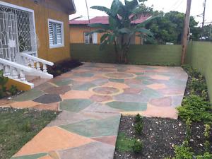 $50 per night – 2 Bed/ 1 Bath Private Home in Ocho Rios Jamaica