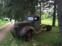 1940 Ford Two Ton