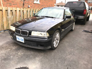 1995 bmw 325is E36