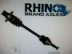 KNAPPS in PRESCOTT  LOWEST PRICE for RHINO AXLES $249.95