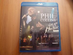 Phil Collins live at Montreux 2004 - DVD Blu Ray