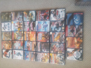 Used PS2 Games
