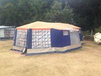 Raclet Flores 480 Trailer Tent