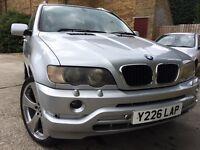 "BMW X5 2001 3.0 LPG GAS 160k 22"" Kahn Alloys"