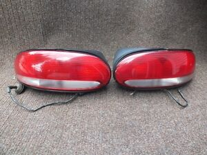 CONVERTIBLE CHRYSLER SEBRING TAIL LIGHTS 1996-2000 MOPAR