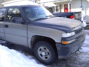2002 Silverado Xcab Parting Out. Not in Accident