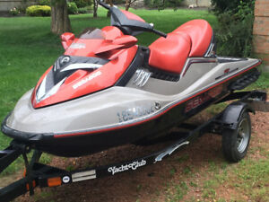 2005 Sea Doo RXT 215 with low hours