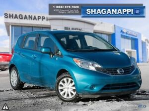 2014 Nissan Versa Note S  - CD Player -  Aux Jack