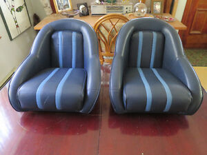 A Pair of Blue Buckets for sale