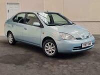 2001 Toyota Prius 1.5 CVT 4dr Saloon Petrol/Electric Hybrid Automatic