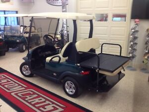 2012 CLUB CAR PRECEDENT GOLF CART ELECTRIC 48VOLT GREEN Kingston Kingston Area image 4