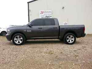2014 Ram 1500 Crew Fully loaded Sport! $0Down finanicng, TRADES?