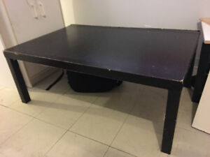 Low Table, Fair Condition ($15 OBO) - Pick up in McGill ghetto