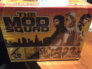 The mob sqad complete dvd collection