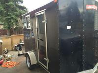 Stolen Cargo Craft Trailer