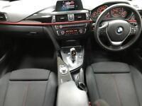 2015 64 BMW 3 SERIES 2.0 316D SPORT 4D AUTO 114 BHP DIESEL