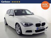 2014 BMW 1 SERIES 125d M Sport 3dr Step Auto