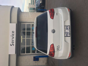 Tranfert bail- 2016 Volkswagen Golf trendline Coupé (2 portes)