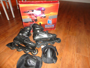 Very Nice Roller Blades for Men in Excellent Condition