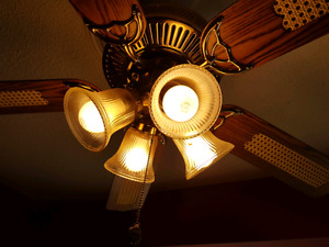 Ceiling fan for sale - great condition