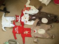 Christmas Baby Clothes 0-3months