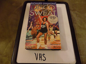 FUNNY GIFT: 3 SEALED RICHARD SIMMONS VHS WORKOUT VIDEOS & 2 USED London Ontario image 4