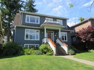 SUMMER SUBLET: Furnished room near UBC/Kits/West Point Grey