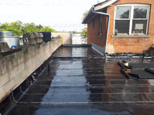 FLAT ROOFING 905 941 6239