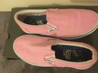 Pink vans size 3