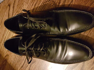 Saks Fifth Avenue leather shoes