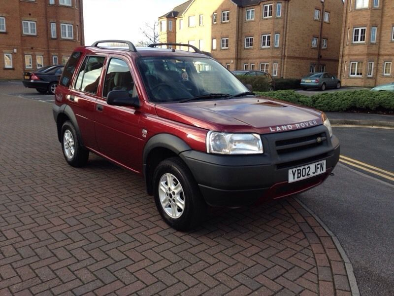 LAND ROVER FREELANDER 1.8 GS// LOW MILEAGE(68000) // 2002/02 PLATE