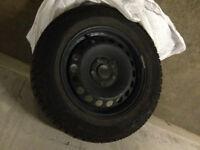 Pirelli Sottozero Winter 210 snow tires 195/55/R16
