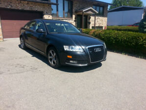 AUDI A6 QUATRO 4x4 2009 3.0 A VENDRE/FOR SALE