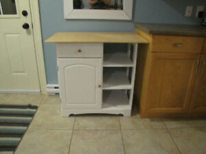 Cabinet or small kitchen Island