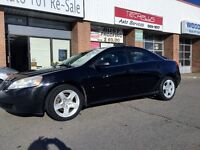2007 Pontiac G6 AUTO $2500 FULLY CERTIFIED & E-TESTED