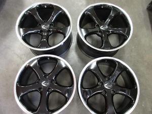 """Porsche Techart Formula 20"""" inch Wheels 911, 996, 997, 991"""